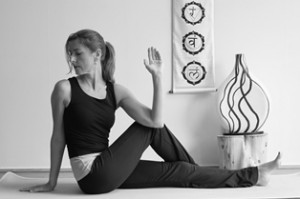 yogadocent Erica de Leeuw